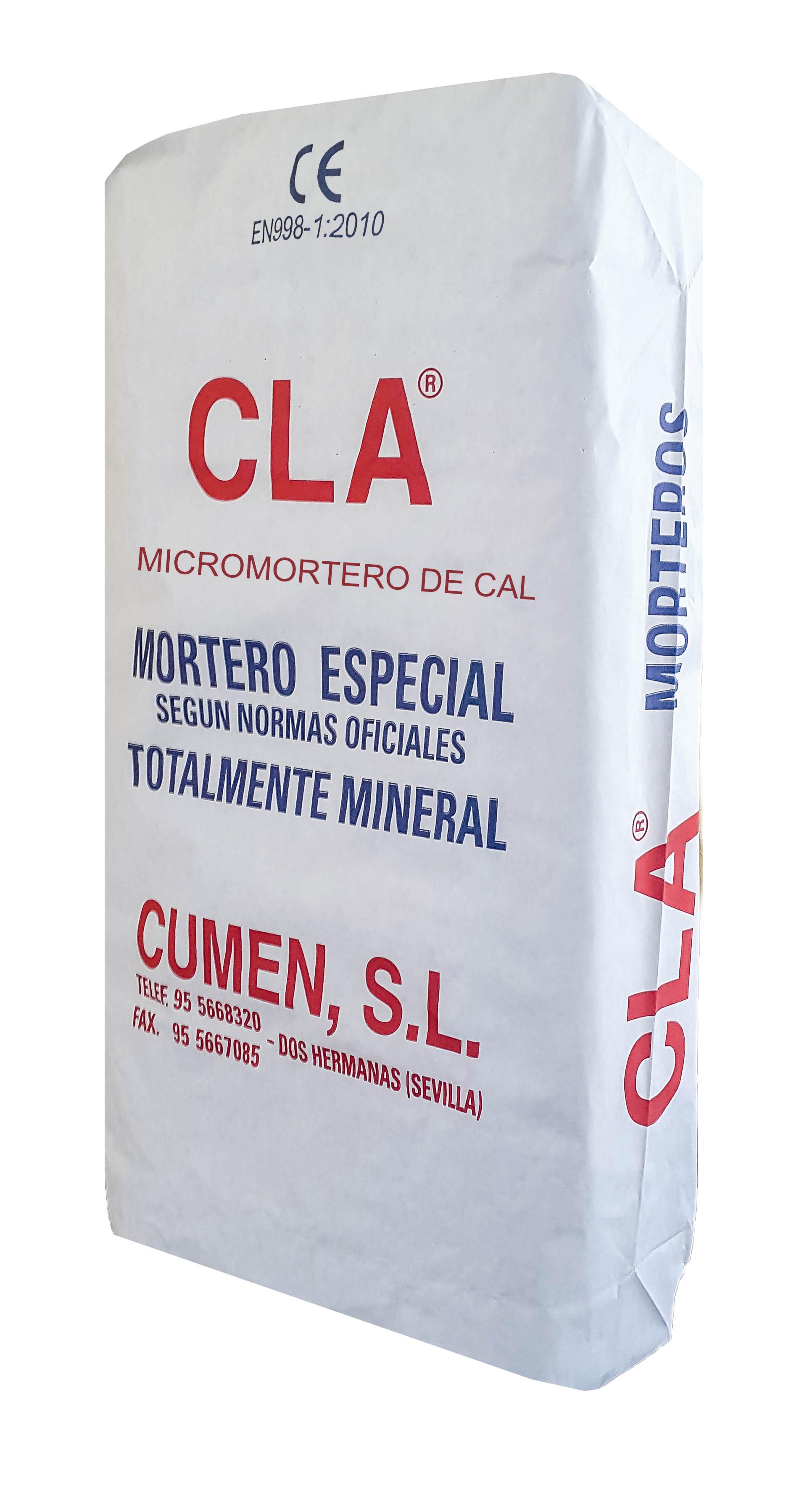 Micromortero de Cal Cumen