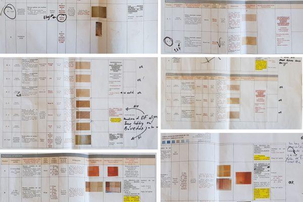 1. Relación muestras laboratorio