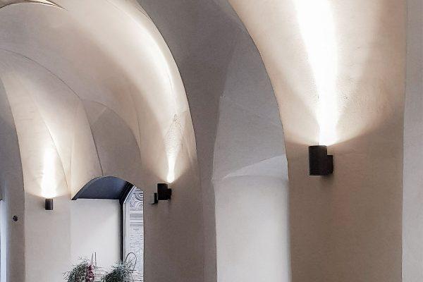 13. Mortero Pétreo. Color Lobby. Interior