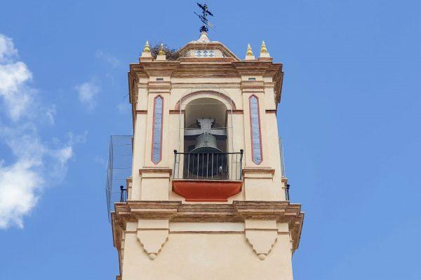 19. Detalle fachada oeste